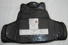 Protective packages for bullet or stab proof vest