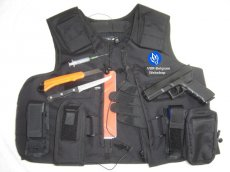 Info bullet proof vests for police officers