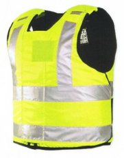 Fluo stab vest HELIOS / KR1-SP1 / Flex Yellow