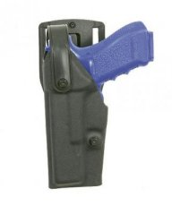 Radar dienstholster 6418-5526 Glock 17 Links