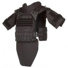 ARGON Plate carrier Sioen + soft armor pockets
