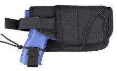 Condor Horizontal Holster Zwart Molle-System MA68: HT Holster