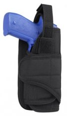 Condor Verticale Holster Zwart Molle-System MA68: VT Holster